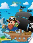 Piratas Libro Para Colorear 1