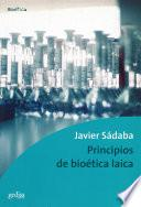 Principios De Bioética Laica