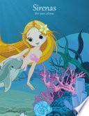Sirenas Libro Para Colorear 1