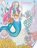 Sirenas Libro Para Colorear Para Adultos 1