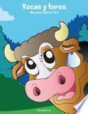 Vacas Y Toros Libro Para Colorear 1 & 2