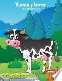 Vacas Y Toros Libro Para Colorear 1