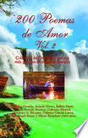 libro 200 Poemas De Amor Vol. 2