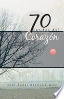 libro 70 Latidos Del Corazn