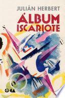 libro Álbum Iscariote