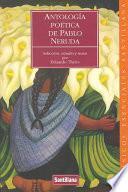 libro Antología Poética De Pablo Neruda