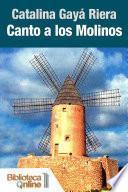 libro Canto A Los Molinos