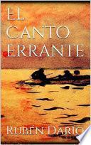 libro El Canto Errante