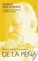 libro Ernesto Para Intrusos