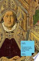 libro Escomienza La Vida Del Glorioso Confesor Santo Domingo De Silos