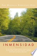libro Inmensidad