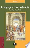 libro Lenguaje Y Trascendencia
