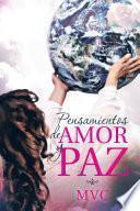 libro Pensamientos De Amor Y Paz