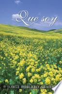 libro Que Soy