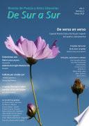 Revista De Poesía De Sur A Sur Año Ii  Num 004 Mayo 2018