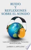 libro Ruido Y Reflexiones Sobre El Sonido