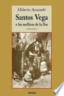 libro Santos Vega