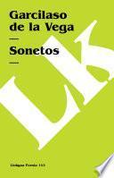 libro Sonetos