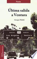 libro Última Salida A Ventura
