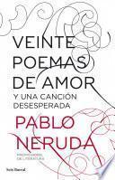 libro Veinte Poemas De Amor Y Una Canción Desesperada
