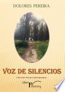 libro Voz De Silencios