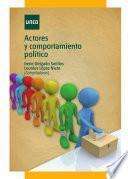 libro Actores Y Comportamiento Político
