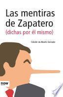 libro Las Mentiras De Zapatero