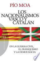 libro Los Nacionalismos Vasco Y Catalán