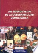 libro Los Nuevos Retos De La Gobernabilidad Democrática