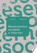 libro Movimientos Sociales E Internet