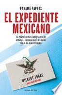 libro Panamá Papers. El Expediente Mexicano