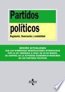 libro Partidos Políticos