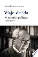 libro Viaje De Ida