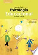 libro Manual De Psicología Educacional