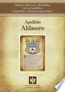 libro Apellido Aldasoro