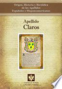 libro Apellido Claros