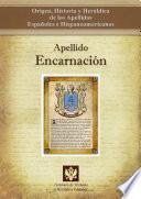 libro Apellido Encarnación