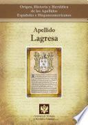 libro Apellido Lagresa