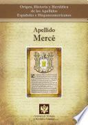 libro Apellido Mercé