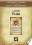 libro Apellido Pacha