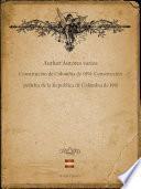 Constitución De Colombia De 1991. Constitución Política De La República De Colombia De 1991