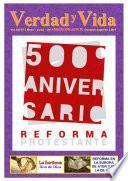 libro 500º Aniversario De La Reforma