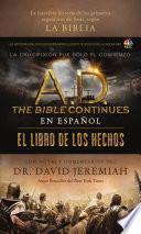 libro A. D. The Bible Continues En Espaà Ol: El Libro De Los Hechos