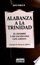 libro Alabanza A La Trinidad