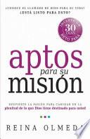 libro Aptos Para Su Mision = Fit For Your Mission