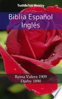 libro Biblia Español Inglés