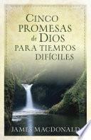 libro Cinco Promesas De Dios Para Tiempos Difíciles