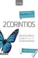 libro Comentario Bíblico Con Aplicación Nvi 2 Corintios