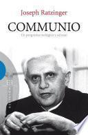 libro Communio