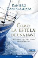 libro Como La Estela De Una Nave